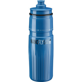 Elite Nanofly Borraccia 500ml, blue